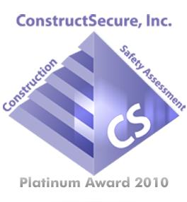 Platinum Award Winner 2010